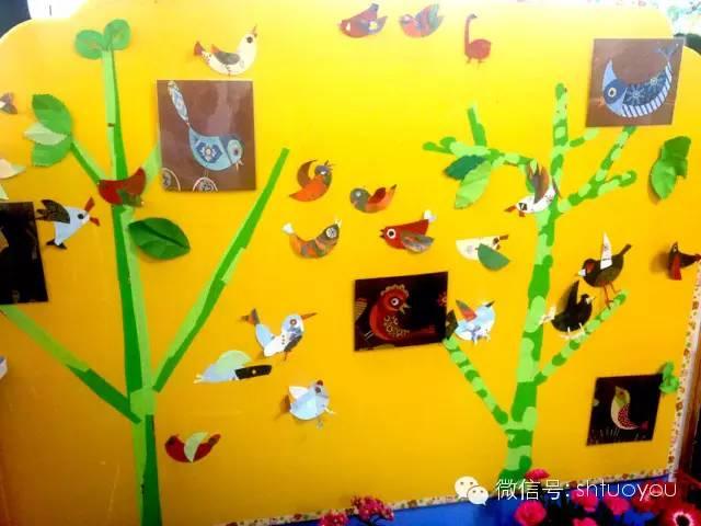 整体环创 | 春天主题墙+吊饰+活动