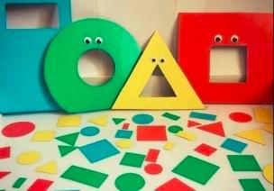 小班益智区自制玩教具