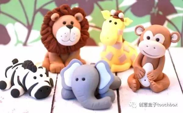 手工 | 粘土小動物,一起做起來吧!