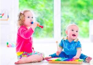 开心游戏小儿歌 | 助力幼儿快速适应新学期生活