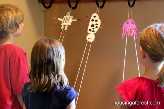 超神自制玩教具 | 比广场舞大妈还欢脱的扭扭玩教具