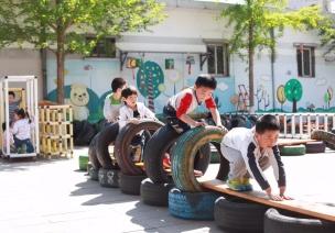名园长 | 朱继文:活动是儿童发展的生命线