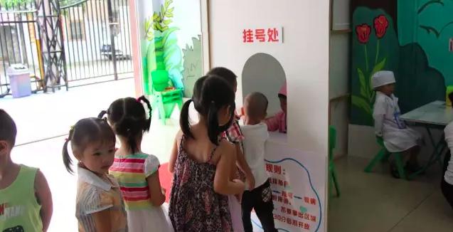 区角创设 | 孩子都喜欢的小医院就该这么布置