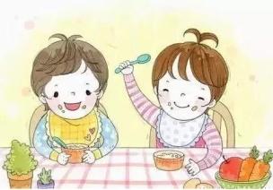 幼儿常规培养之进餐环节&喝水环节