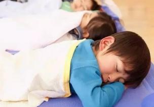 幼儿常规培养之午睡环节&离园环节