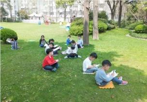 大班学习活动《春天的变化》