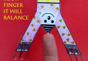 超神玩教具 | 啄米小鸡、剪刀上奔跑的猫和会倒立的小人
