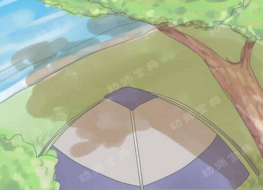 户外自然课程 | 生活技能系列《好玩的帐篷》