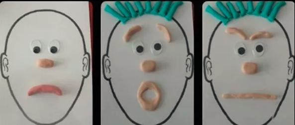 没想到表情游戏还能这么玩,今天你是什么脸?
