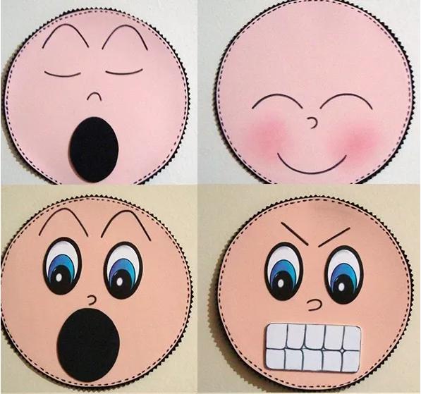 沒想到表情游戲還能這么玩,今天你是什么臉?