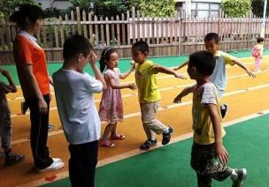 游戏 | 到底是孩子感统失调还是游戏缺失?玩完这四个平衡游戏再定论!