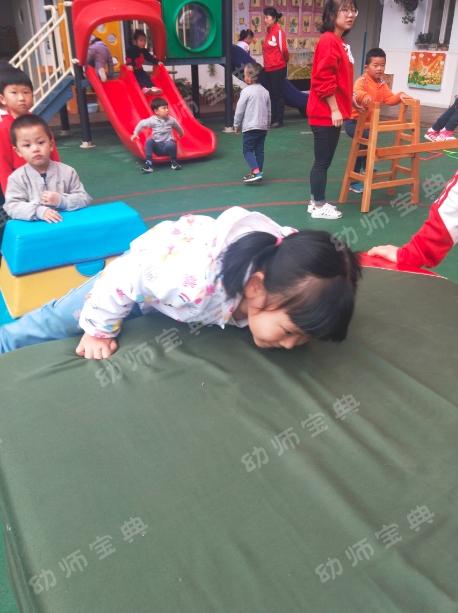 学习故事 | 勇敢的孩子