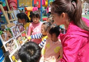 學前教育宣傳月 | 來自孩子們的高級待遇