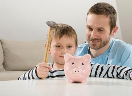 轉給家長 | 給孩子零花錢之前,您需要搞清楚這些