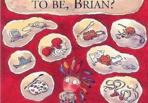 绘本欣赏   《长大后你想做什么,Brian?》