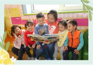 学前教育宣传月 | 我骄傲,我是幼儿园老师