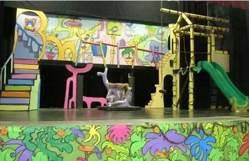 舞台装饰 | 有了这25张图,您还发愁六一舞台装饰吗?