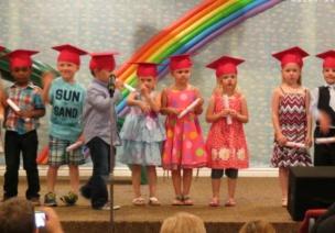 幼儿园毕业季   让人动容的成长是毕业典礼永恒的主题