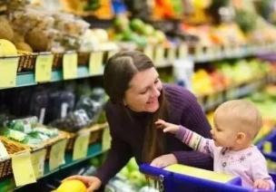 家长必读 | 去超市遛娃,省掉几万块早教钱!