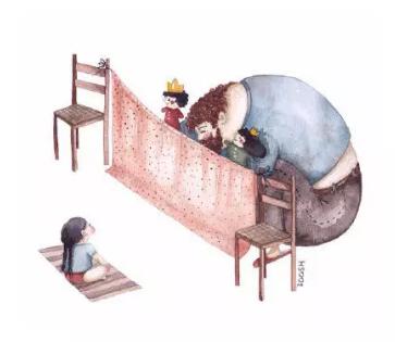 父亲节必读   爸爸们你知道你在孩子成长中的影响力吗?