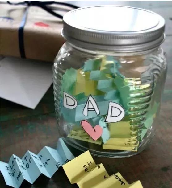 手工   父亲节温暖爸爸的12个创意小手工,你值得拥有!