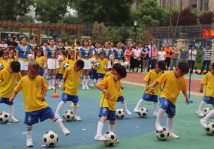 干货 | 一篇为您解读幼儿园为什么要开展足球运动!