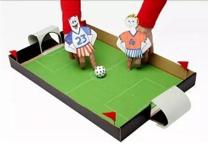 手工   世界杯之夏,多款足球手工创意等你来做!