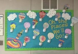环创 | 幼儿园毕业班主题墙创设大全,赶快收藏!