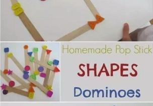 玩教具 | 零成本!18个高端幼儿园玩教具,孩子超喜欢