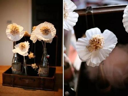 手工 | 一张纸编出的花,没想到也能这么美!