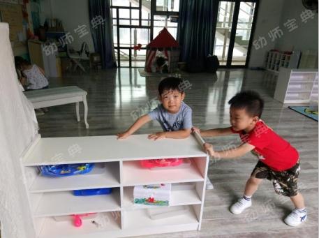 """深度学习活动   """"过气""""区角,让孩子自己改造才好玩!"""