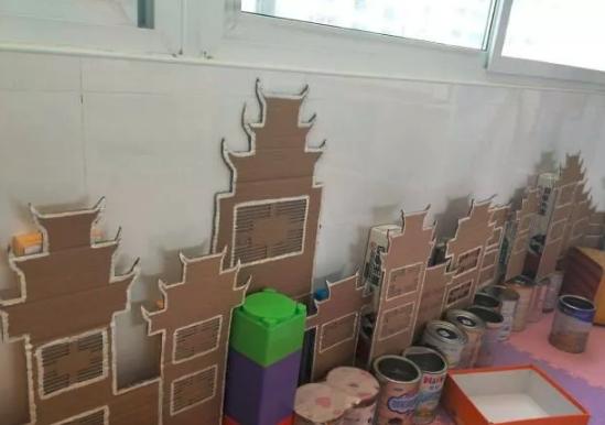 全屋环创 | 硬纸板竟然这么强大,全屋环创都用它,赶快来学!
