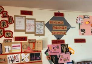 主题墙 | 听说70%的中班大班老师都开设过这些主题墙