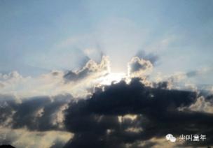看云识天气,秋天带孩子一起与云彩玩游戏!