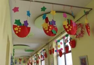 节日环创 | 国庆节走廊环创这样布置,过节氛围才够浓!