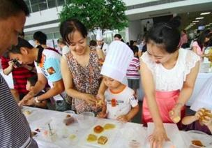 中秋节亲子活动 | 玩游戏、做月饼、看表演,这样过中秋真有趣