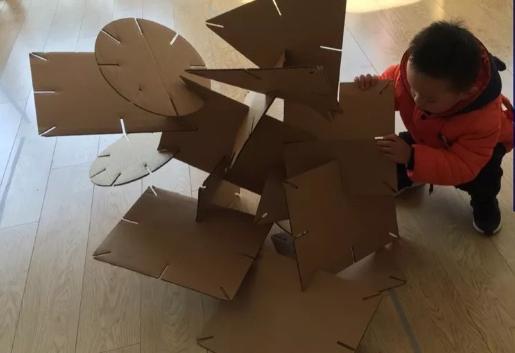 小班主题活动《图形宝宝》 | 摆脱枯燥的边边角角