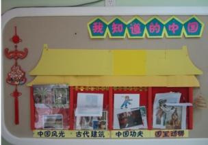 國慶教案 | 大班語言領域活動《我知道的中國》