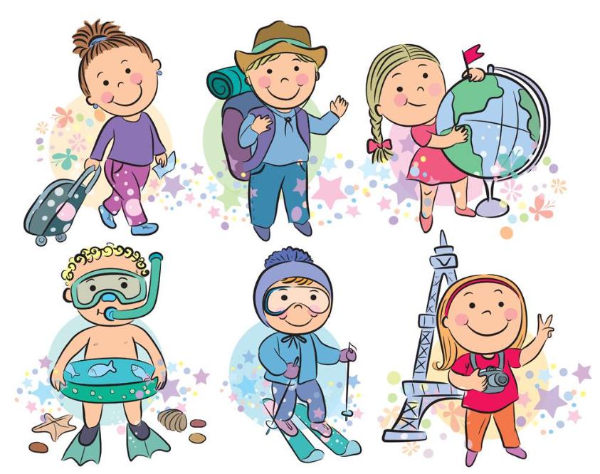 10个建议,让孩子的假期出行意义非凡