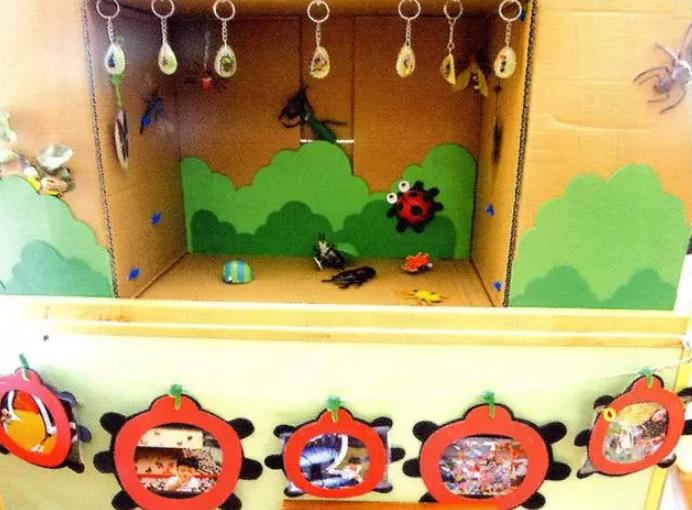 区角活动 | 秋季区角游戏,让孩子认识秋季的不二选择!
