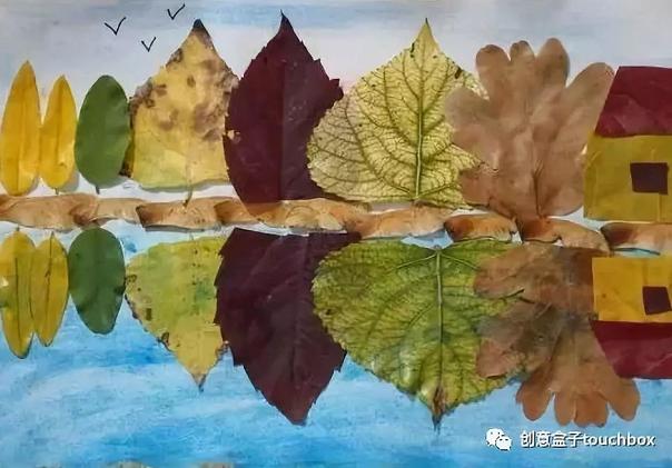 秋季手工 | 秋天这么美,不玩叶子怎么行?