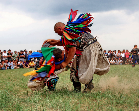 教案   大班社会领域活动《认识少数民族之维吾尔族&蒙古族》