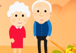 重阳节游戏   最适合孩子和老人玩的游戏,爷爷奶奶喜笑颜开