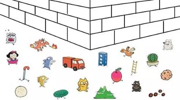 中班语言领域绘本活动 | 《跑跑镇》