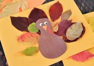 感恩節手工 | 火雞沒有那么簡單,每只雞都有它的style