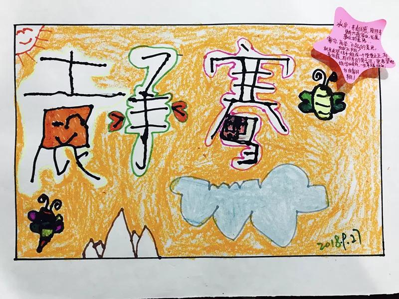 大班艺术领域美术活动   创意画:《我的名字》