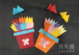 手工丨感恩节郁金香花束贺卡,送给亲爱的人馨香