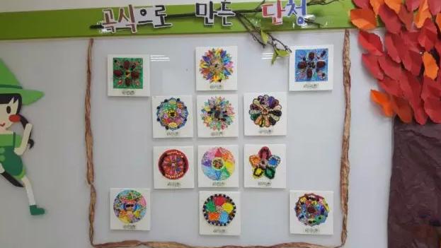 环创 | 韩国小清新,用树枝与叶子的自由表达