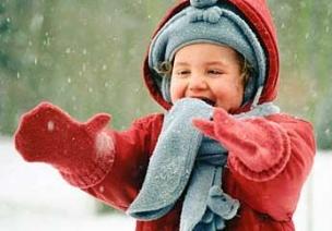 给爸爸妈妈的一封信:我们为什么要在秋冬季节保持户外活动?
