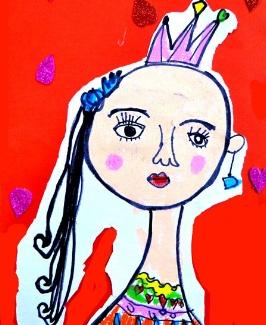 中班艺术领域美术活动 |《我的自画像》